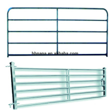 wire mesh farm gate / 5-rail horse fence / farm fence
