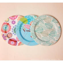 (BC-P1027) Пластина для посуды из экологически чистого Bamboo Fiber Tableware
