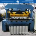 Construcción Máquina formadora de rollos en frío