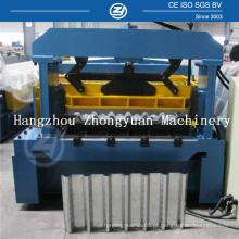 Máquina formadora de rolo frio para construção