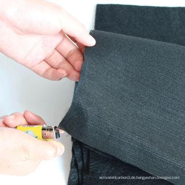 Kohlefaserfilz Graphitfilz für Batterie