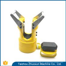 Cabeça de compressão hidráulica do dever da luz da ferramenta de friso do frisador do cabo da construção de Rational