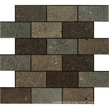 Manufacturers Self Adhesive Peel and Stick Mosaic Tiles for Kitchen Backsplash