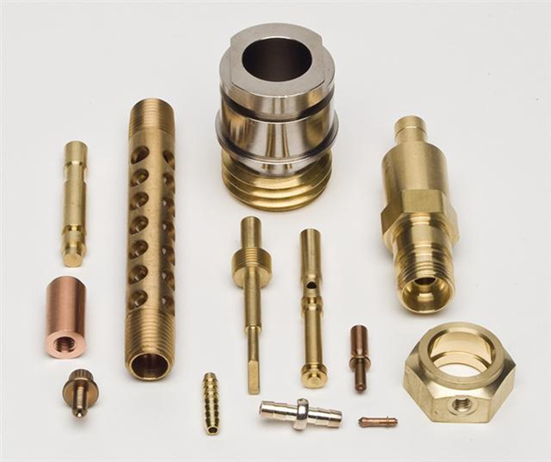 Brass Copper Machining