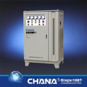 SBW 50kVA Three Phase Full Automatic Compensation AC Voltage Stabilizer SVC (30kVA~500kVA)