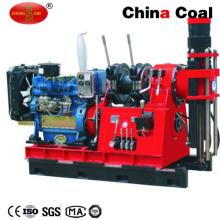 Máquina perforadora de pozos de perforación de pozos de agua Xy-3 Exploration