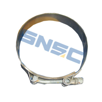 FAW engine parts T type hose clamp T67611006