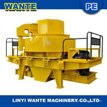 Linyi Wante VSI-Serie hohe Effizienz vertikale Welle Auswirkungen Brecher, Sand Maschine zum Verkauf