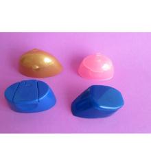 Casquettes à bascule pour l'emballage des soins capillaires