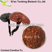 Ganoderma lucidum (Leyss.: Fr.) Karst/ganoderma lucidum extract capsules