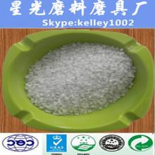Beliebtes verkaufendes weißes geschmolzenes Aluminiumoxid für das Sandstrahlen