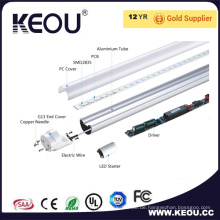 Ce / RoHS Commercial / Indoor T8 LED Deckenleuchte