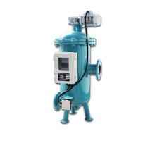 Filtro de água de auto limpeza automático com filtro de cunha de aço inoxidável 304 (YLXS)