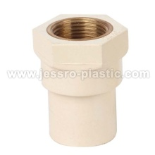 CPVC ASTM 2846 COUPLING(COPPER) FEMININO
