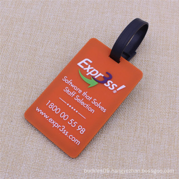 DIY Make Soft PVC Rubber Plastic ID Tag for Promotional
