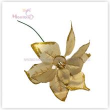 A árvore de 13G X′mas Ornaments flores decorativas para a decoração da árvore de Natal