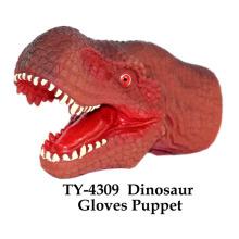 Смешные динозавры Перчатки Кукольные игрушки