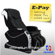 CM-02A Sex Vending massage chair,coin & bill accepted vending machine