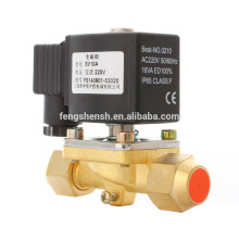 hot water solenoid valves