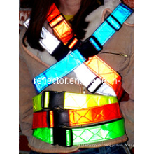 2 Inch Reflective Waist Belt