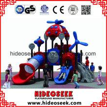 Kommerzieller Spielplatz im Freien für Spielplatzgeräte mit Ce