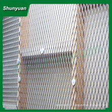 aluminum expanded metal mesh/ wire mesh wide srand small hole