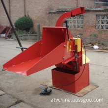 With CE Certificate 3-Point Hitch Wood Chipper for Tractor