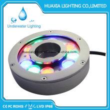 High Power LED Fountain Light for 316stainless Steel