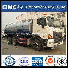 Hino 6X4 Tankwagen LKW für die Philippinen