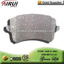 Plaquette de frein semi-métallique D1386 pas cher
