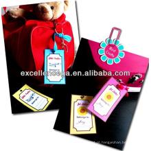 Etiquetas de bagagem para impressão grátis