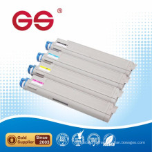 Color Toner Cartridge for OKI C9600 C9650 C9800