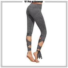 Hot Selling Unique Fitted Yoga Pants with High Waist