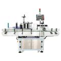 Automatic Plastic Round Bottle Labeling Machine