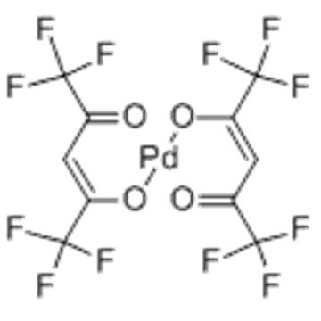 Palladium(II) hexafluoroacetylacetonate CAS 64916-48-9
