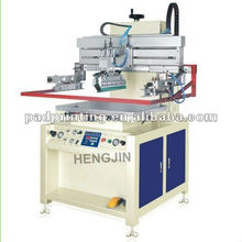 HS-600P Pneumatic flat silk screen printing machine with Germany FESTO cylinder