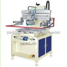 HS-600P máquina de impressão de tela de seda plana pneumática com cilindro FESTO Alemanha
