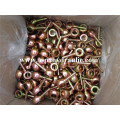 Air line banjo hydraulic hose fittings