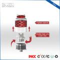 grande vapeur Zbro 1300mAh 20-60W mods rda atomiseur boîte vaporisateur