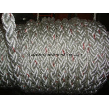 8strand PP Rope Nylon Rope Mooring Hawser