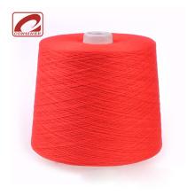 MOQ1kg 2 / 28Nm 85% algodón 15% hilado de mezcla de cachemira