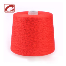 MOQ1kg 2/28Nm 85% cotton 15% cashmere blend yarn
