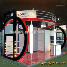 3m*6m Exhibition Stand from Shanghai Detian to Romania