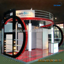 3m * 6m stand de exposição de Xangai Detian para a Roménia