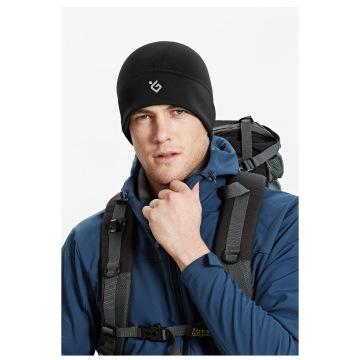 Outdoor ski cap windproof waterproof earmuffs with fleece