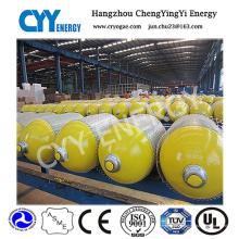 Cilindro de gas de GNC para el precio de botella de CNG de alta presión del vehículo