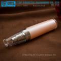 ZB-V Serie 10ml 15ml Kugel Runde enge Pumpe schlanke airless Acryl Plastikflasche