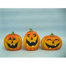Halloween Kürbis Keramik Kunst und Handwerk (LOE2375-A9.5)