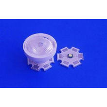 Bead surface Spot Light Lens / CREE led Collimator lens wit