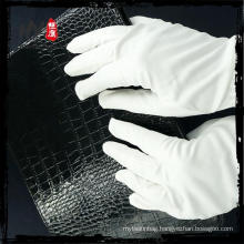 microfiber glove, microfiber cleaning glove, watch cleaning glove